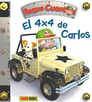 4X4 DE CARLOS -PEQUECUENTOS-: PANINI BOOKS