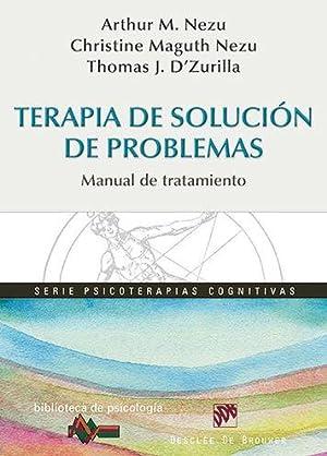 TERAPIA DE SOLUCION DE PROBLEMAS: NEZU, Arthur M.