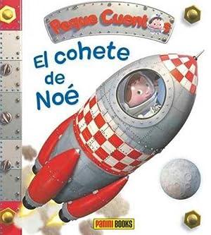 COHETE DE NOE -PEQUECUENTOS-: PANINI BOOKS