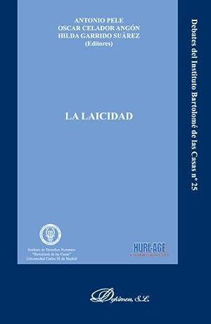 LAICIDAD, LA: CELADOR ANGON, Oscar