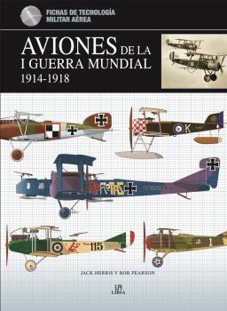 AVIONES DE LA I GUERRA MUNDIAL 1914-1918: JACK HERRIS