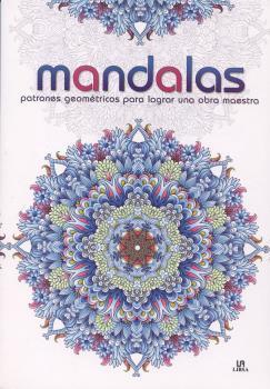 MANDALAS PATRONES GEOMÉTRICOS PARA LOGRA