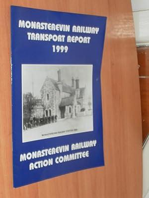 Monasterevin Railway Transport Report 1999: Monasterevin Railway Action