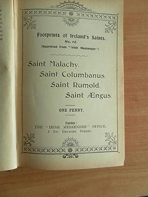 Lives of the Irish Saints: a series: Irish Messenger