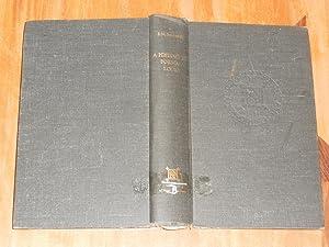 A History of Formal Logic: Bochenski, I. M.