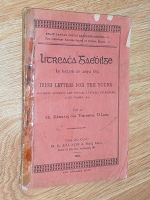 Litreacha Gaedhilge Le Haghaidh an Aosa Oig.: Ua Duinnin, an