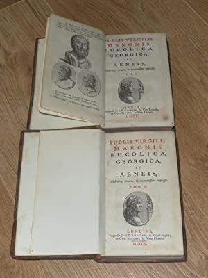 Publii Virgilii Maronis Bucolica, Georgica, et Aeneis,: Virgil: