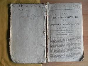 Hibernian Magazine or compendium of Entertaining Knowledge January - December 1777: Hibernian ...