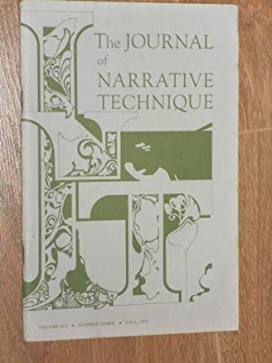 The Journal of narrative Technique Volume 6: Perkins, George et