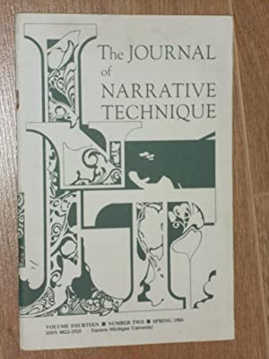 The Journal of narrative Technique Volume 14: Perkins, George et