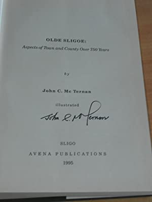 Olde Sligoe Aspects of Town and County: McTernan, John C.
