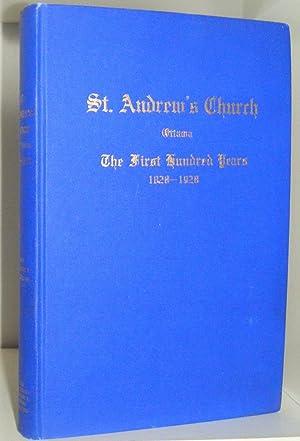 St. Andrew's Church Ottawa 1828-1928: Macphail, John Goodwill