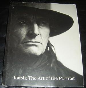 Karsh: The Art of the Portrait: Borcoman, James;Jussim, Estelle;Pocock,