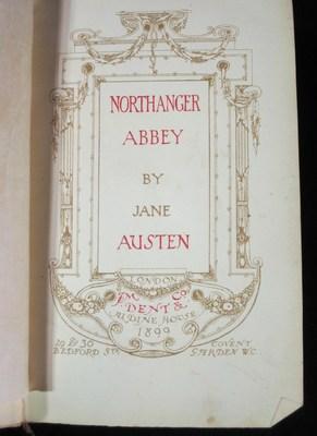 Northanger Abbey: The Works of Jane Austen: Austen, Jane