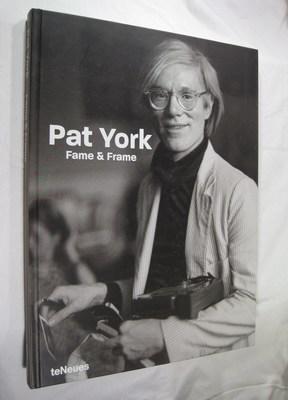 Fame & Frame: York, Pat