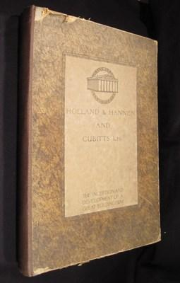 Holland & Hannen and Cubitts Ltd: The Inception and Development of a Great Building Firm