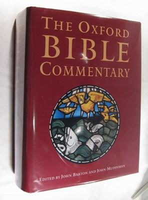 The Oxford Companion Bible Commentary