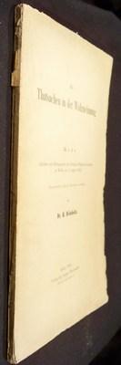 Die Thatsachen in Der Wahrnehmung: Von Helmholtz, Hermann