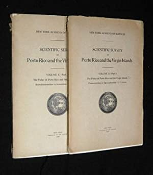 Scientific Survey of Porto Rico and the Virgin Islands: New York Academy of Sciences, Volume X - ...