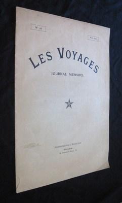 Les Voyages: Journal Mensuel No. 16 April 1909: N/A