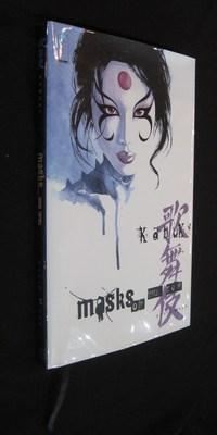 Kabuki: Masks of the Noh: Mack, David