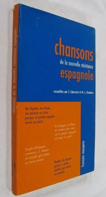 Chansons De La Nouvelle Resistance Espagnole: Liberovici, S.; Straniero, M.L.