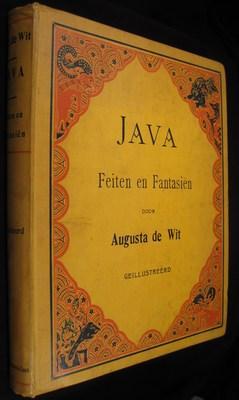 Java: Feiten En Fantasien: De Wit, Augusta