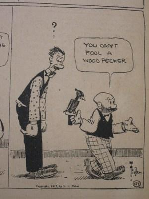 Mutt and Jeff Cartoons, Book 6: Fisher, Bud