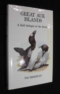 Great Auk Islands: A field biologist in the Arctic