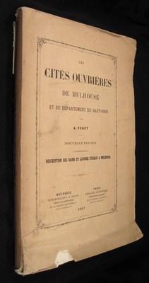 Les Cites Ouvrieres de Mulhouse et du Departement du Haut-Rhin: Penot, A.