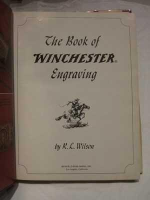 The Book of Winchester Engraving