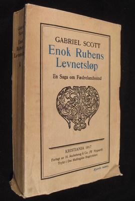 Enok Rubens Levnetsløp. En saga om Fædrelandssind.: Scott, Gabriel