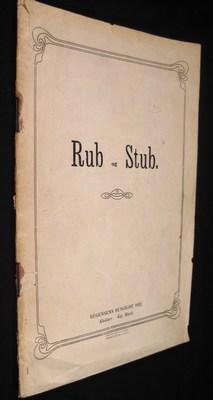 Rub og Stub: Kaj Munk