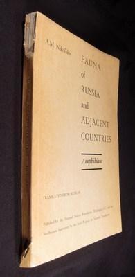 Fauna of Russia and Adjacent Countries. Amphibians: Nikol'skii, A. M.