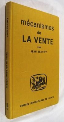 Mecanismes de la Vente: Zlatiev, Jean