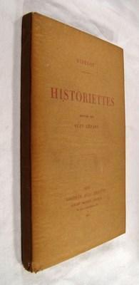 Historiettes, réunies par Suzy Leparc: Diderot