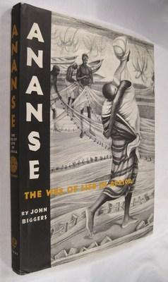 Ananse: The Web of Life in Africa