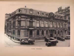 Banco de Bilbao: Septuagésimo quinto aniversario de su fundación. 24 de Agosto de ...