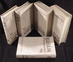 Die Christliche Mystik (5 volumes): von Gorres, Joseph