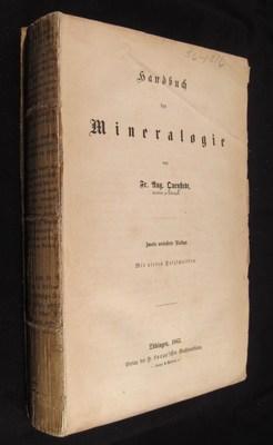 Handbuch der Mineralogie: Quenstedt, F.