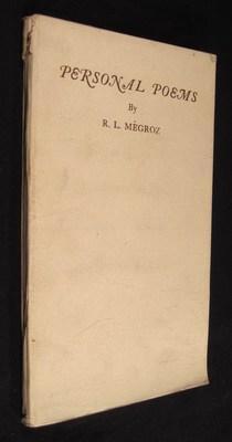 Personal Poems: Megroz, R. L.