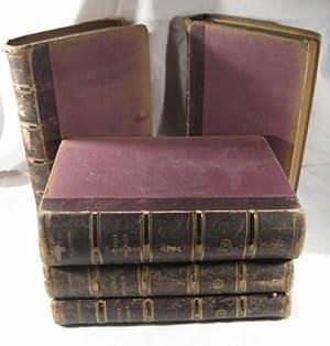 La Loire historique pittoresque et biographique (5 volumes): Touchard-Lafosse, G.