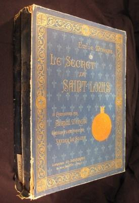 Le Secret De Saint Louis 12 Compositions Par Adrien Moreau Graves Leau