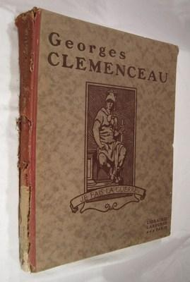 Georges Clémenceau, sa vie, son oeuvre: Geffroy, Gustave
