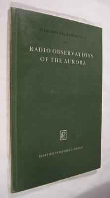 Radio Observations of Aurora: N/A