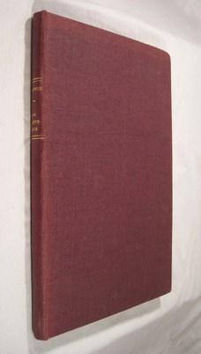 Une vallée Franc-Comtoise. La Haute-Loue. Etude de géographie humaine: Chapuis, R.