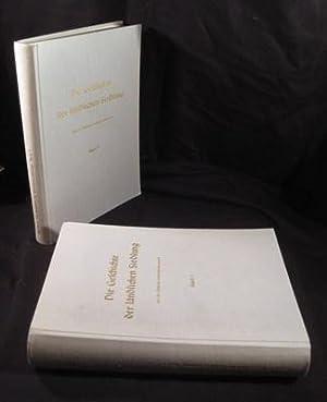 Die Geschichte der ländlichen Siedlung (2 vol): Boyens, Wilhelm Friedrich