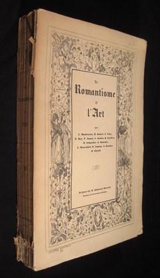 Le Romantisme et l'art. Par L. Hautecoeur: N/A