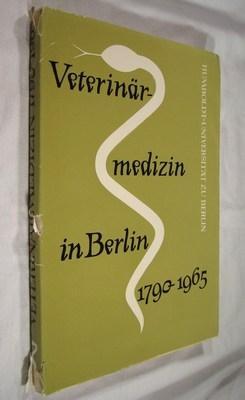 Veterinarmedizin in Berlin: N/A
