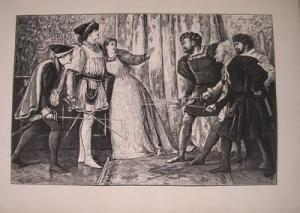 Los Bandos De Verona. Montescos y Capeletes: De Rojas, Francisco; Zorrilla; Cosens, F. W. (trans)